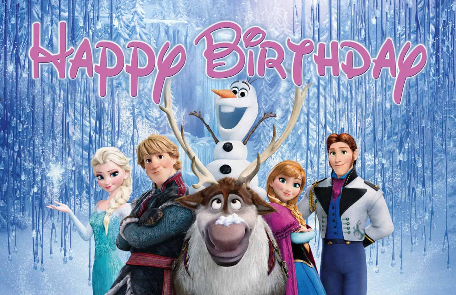 Tremendous Frozen Happy Birthday Images Memes Gifs And Quotes Personalised Birthday Cards Paralily Jamesorg