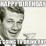 Funny Happy Birthday Meme For Friend Who Hides Her Age
