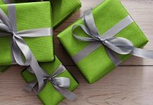 green present birthday