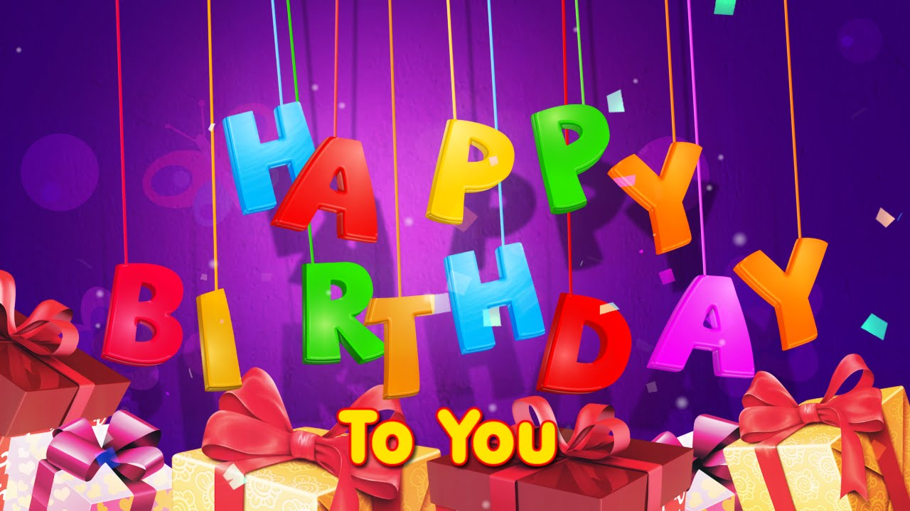 Free happy birthday song with name