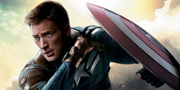 Captain America Happy Birthday