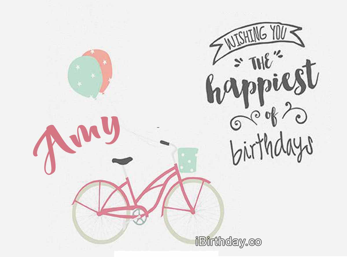 Amy Birthday Bike Meme