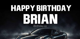 Brian Car Birthday Meme