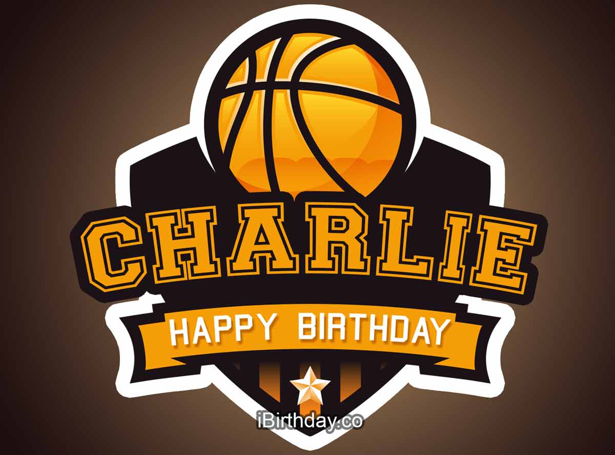 Charlie Basketball Birthday Meme