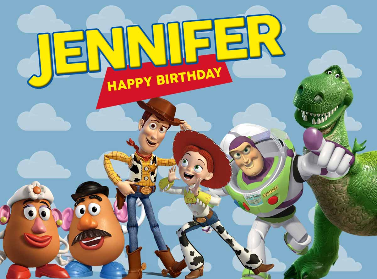 Jennifer Toy-Story Birthday Meme