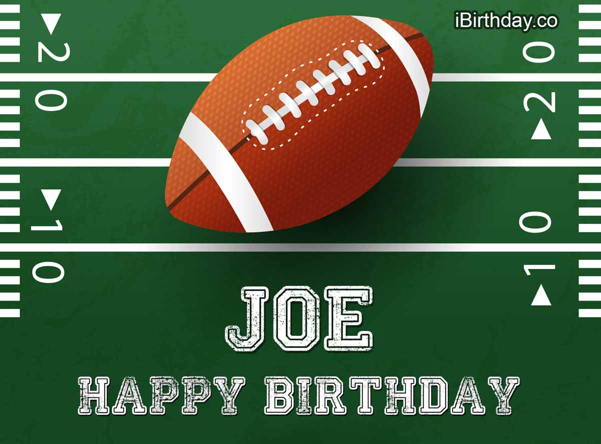 Joe Rugby Birthday Meme