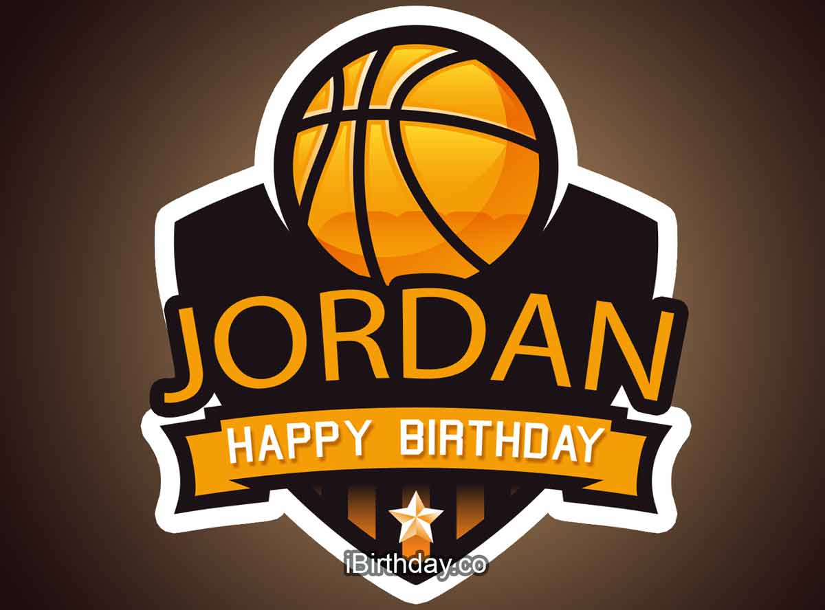 Jordan Basketball Birthday Meme