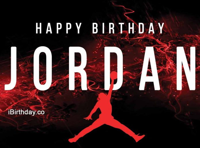 Jordan Birthday Meme