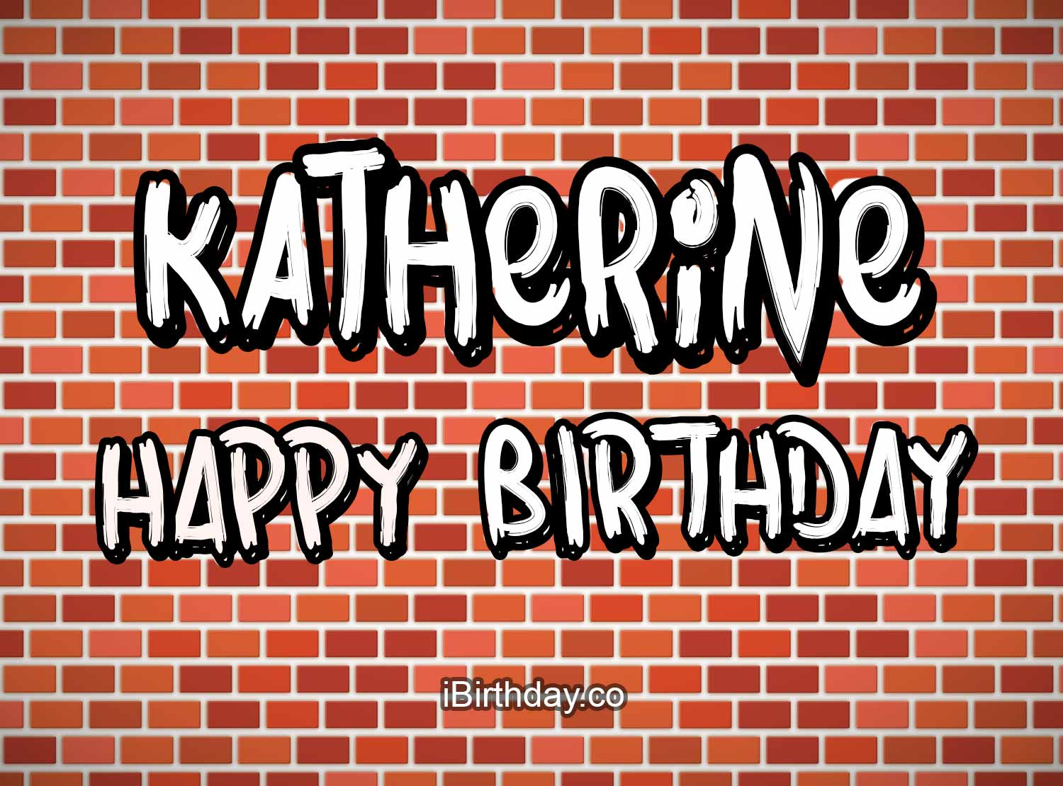 Katherine Graphite Birthday Meme