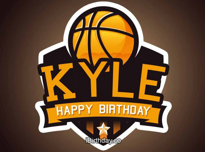 Kyle basketball Birthday Meme