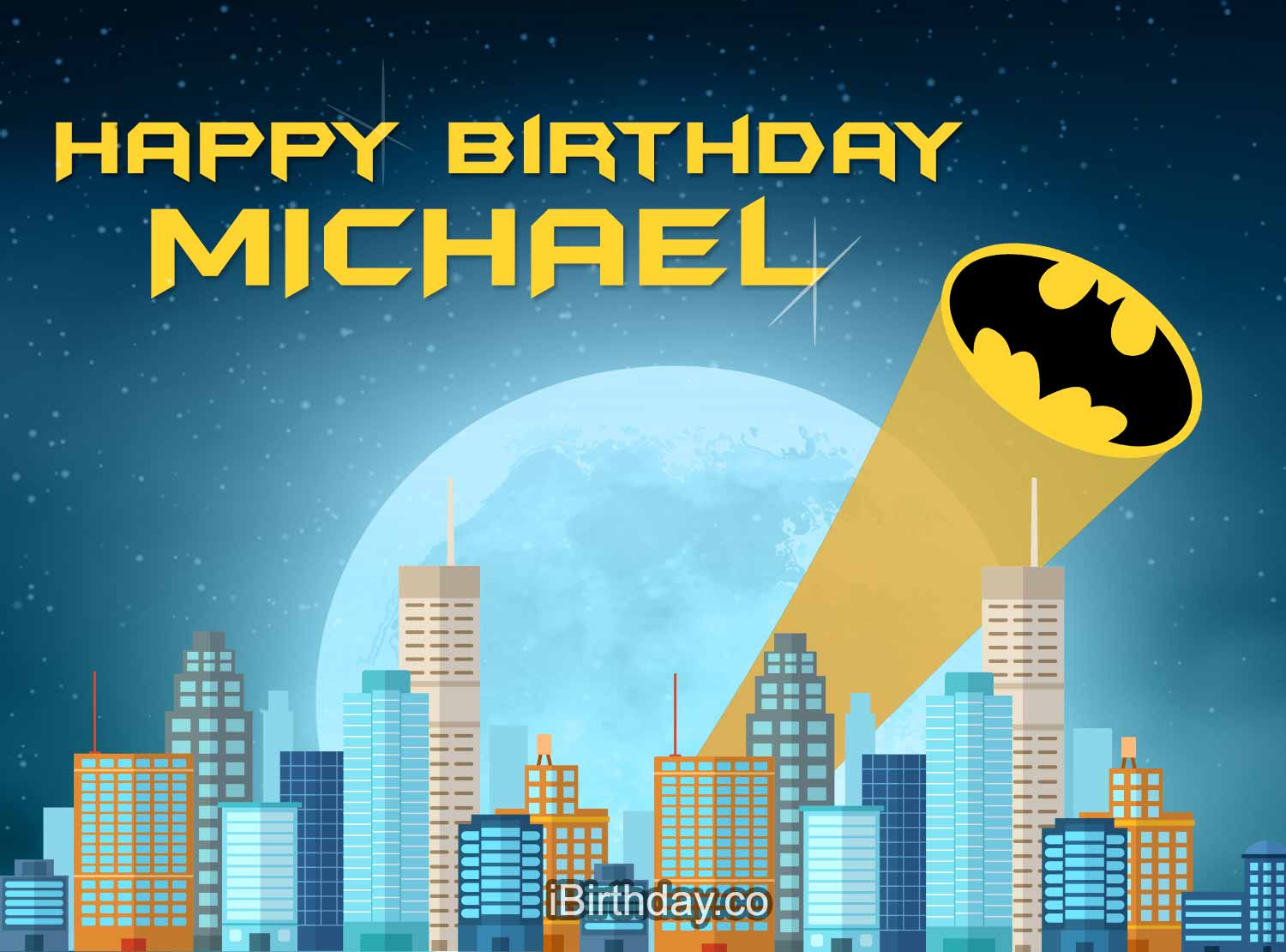 Happy Birthday Michael Betman