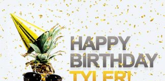 Tyler Pineapple Birthday Meme