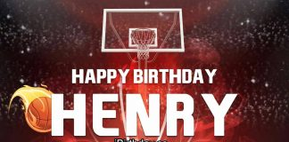 Henry NBA Birthday Meme