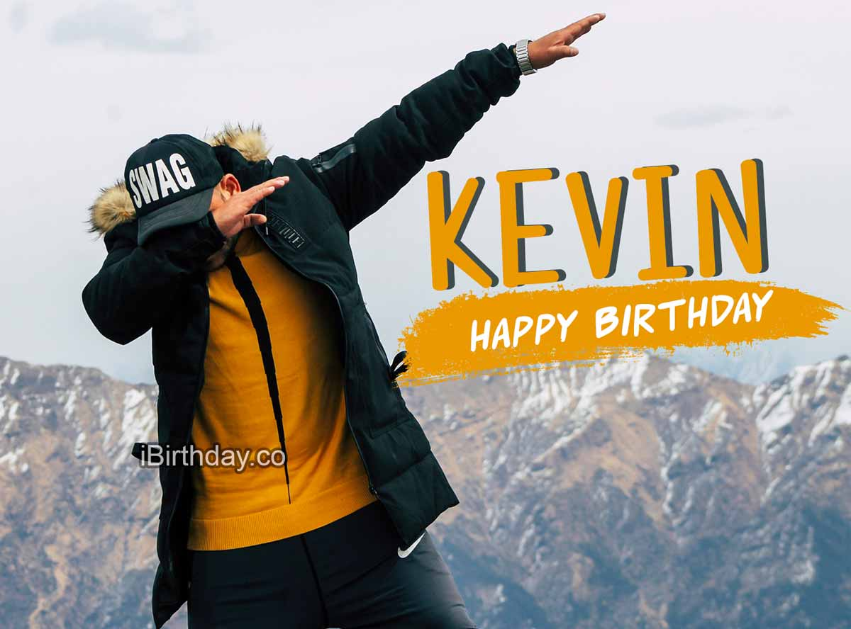 Kevin Swag Birthday Meme