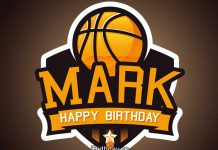 Mark Basketball Birthday Meme