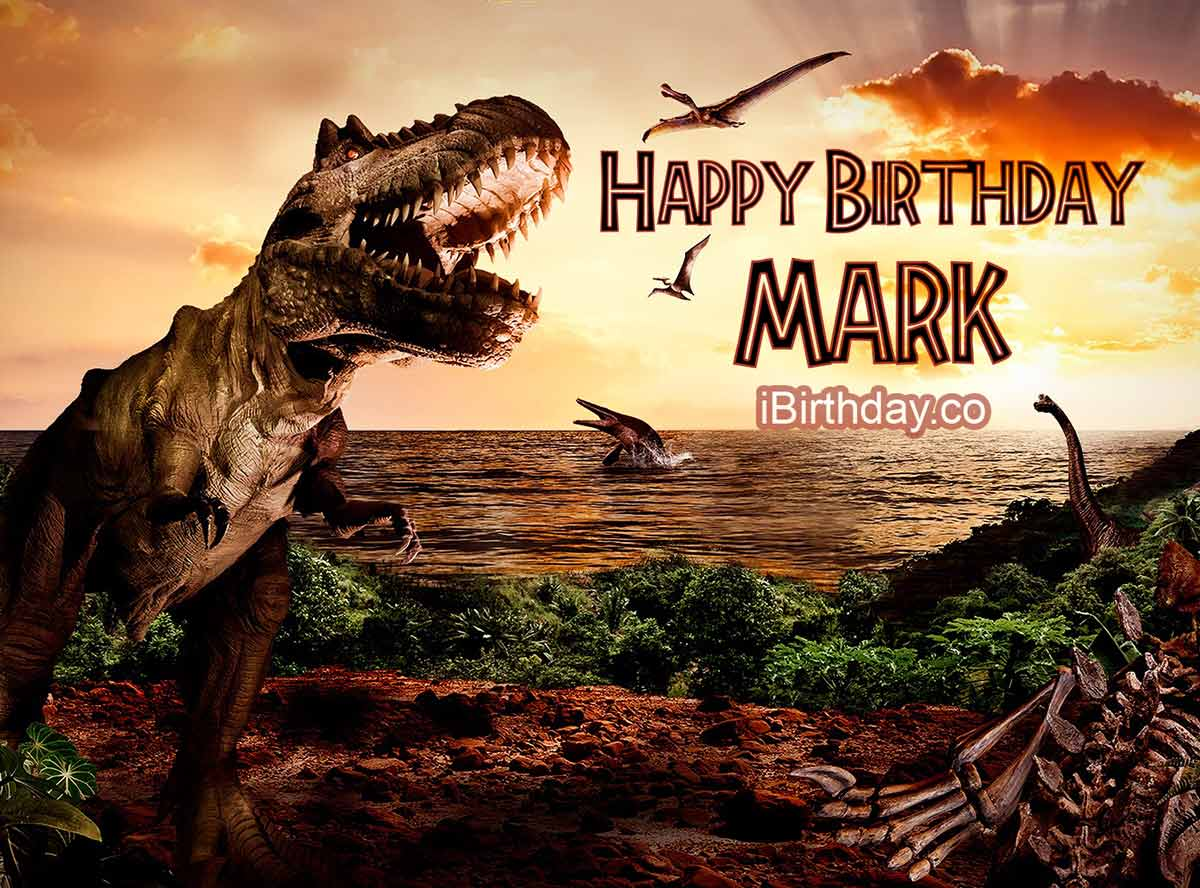 Mark Jurassic World Birthday Meme