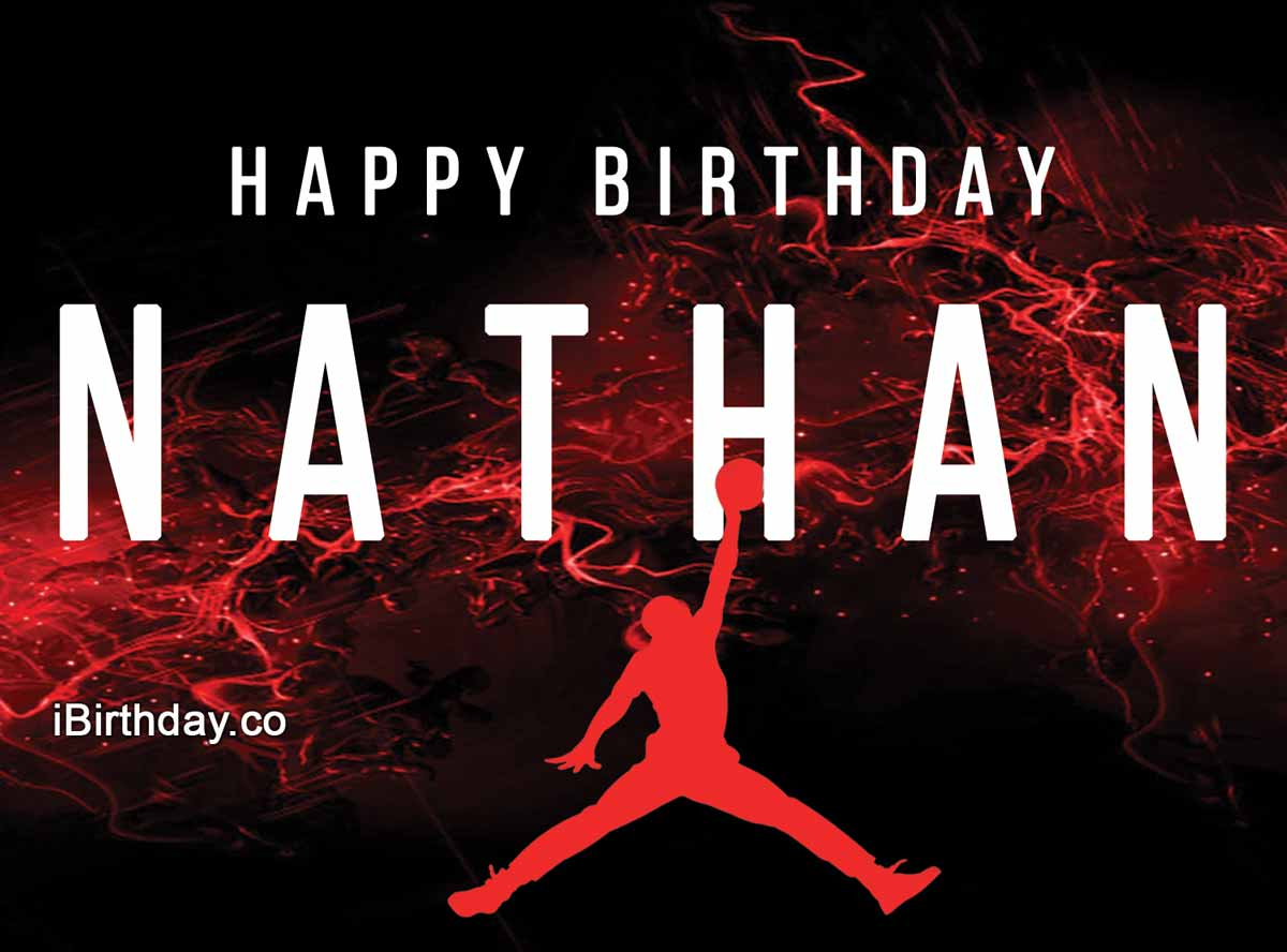 Nathan Basketball Birthday Meme