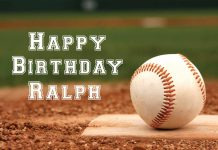 Ralph Baseball Birthday Meme