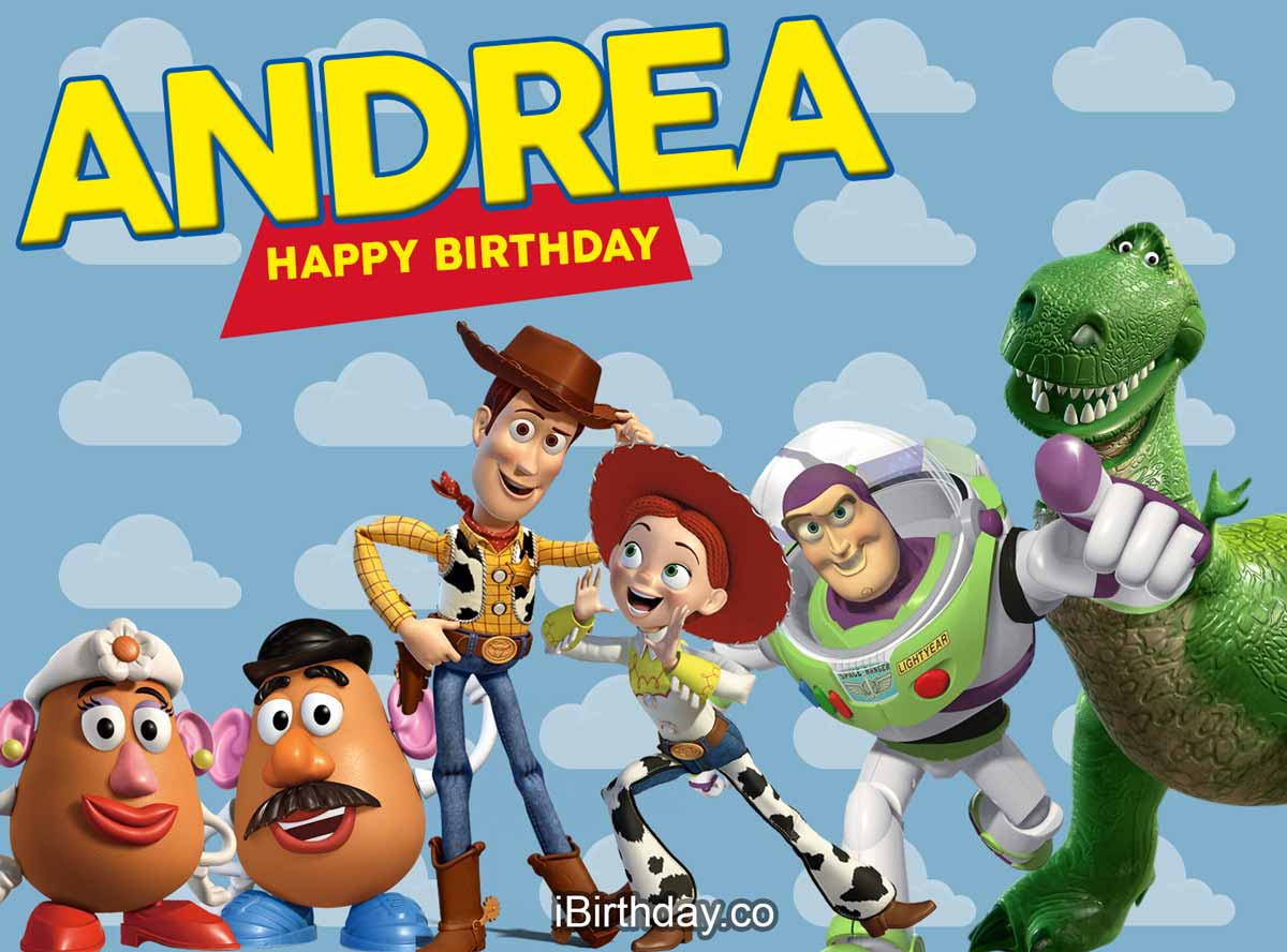 Andrea Toy-Story Birthday Meme