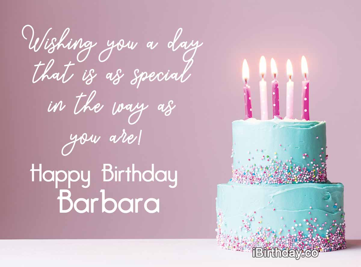 Barbara Cake Birthday Meme