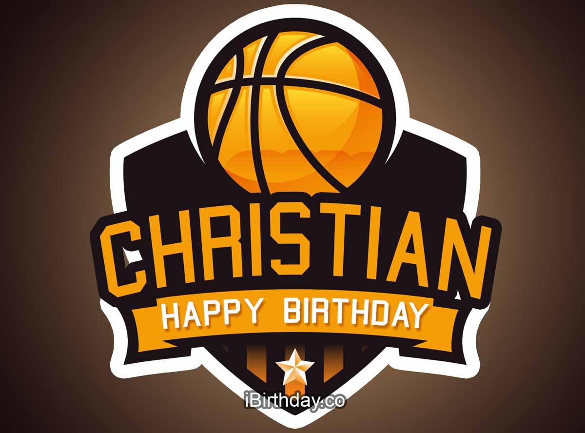 Christian Basketball Birthday Meme