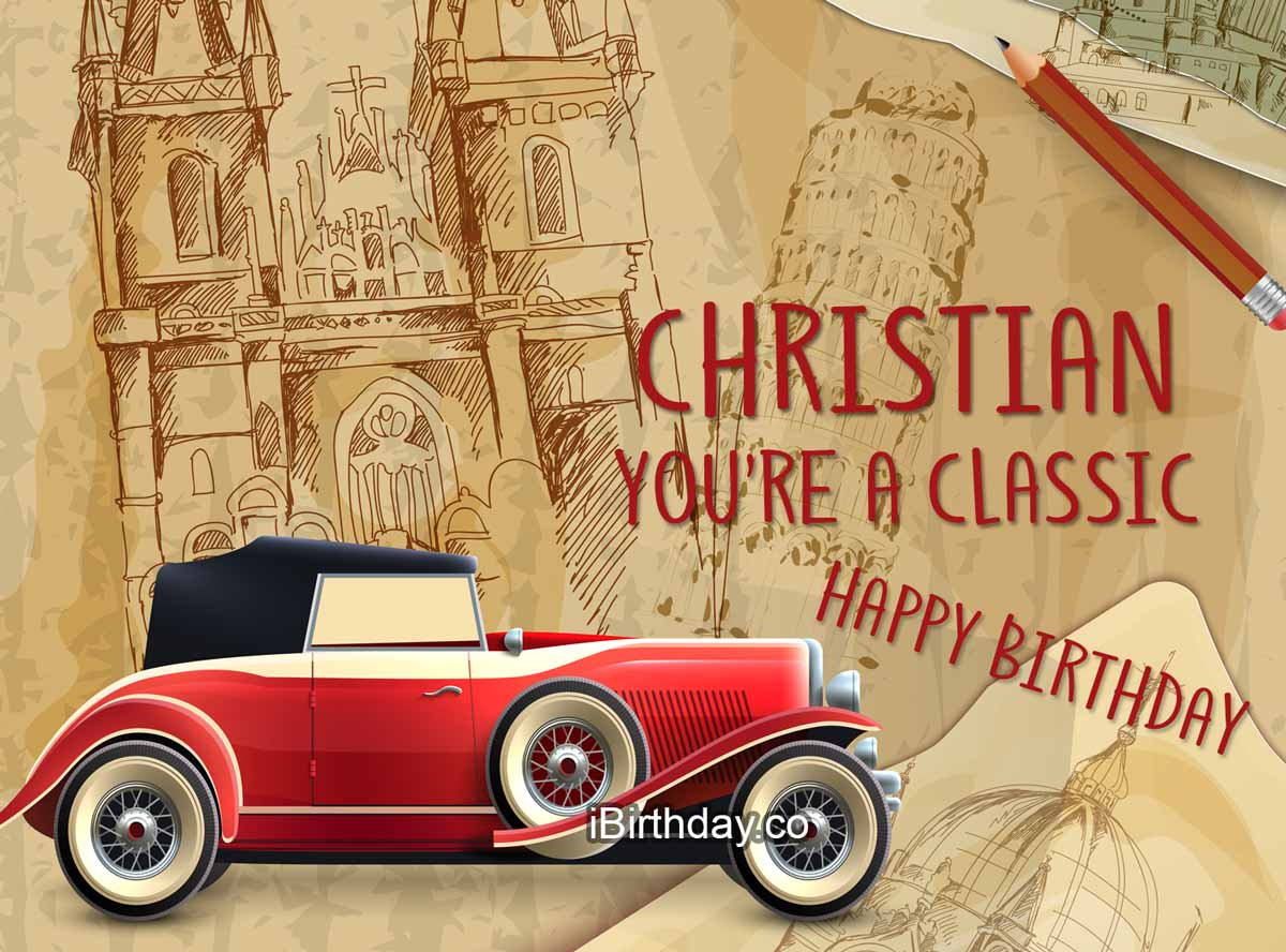 Christian Car Birthday Meme