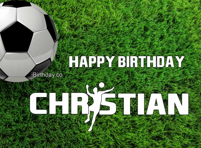 Christian Soccer Birthday Meme