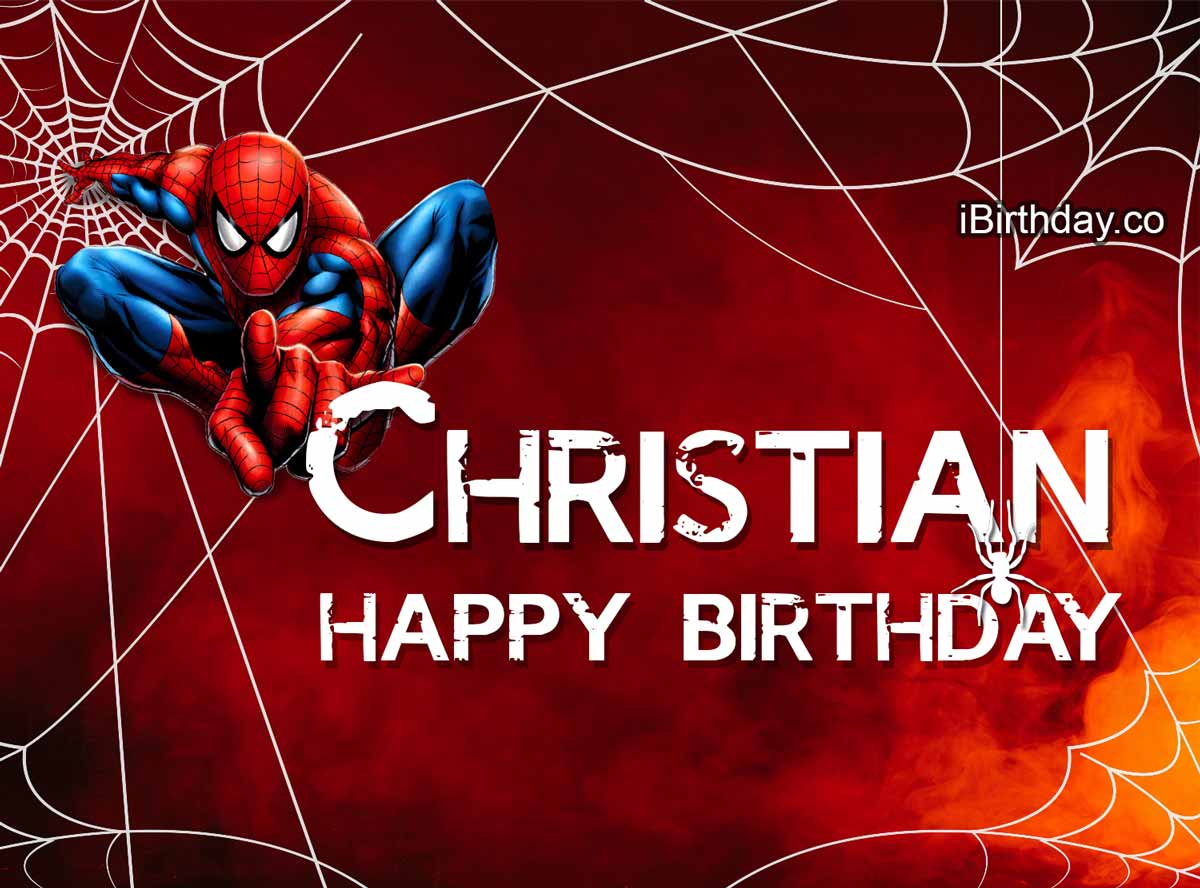 Christian Spider-man Birthday Meme