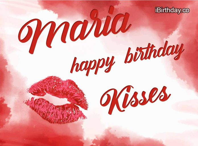 Happy Birthday Lips And Kiss