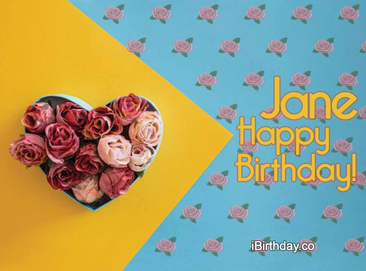 Jane Roses Birthday Meme