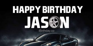 Jason Birthday Car With Tire Meme