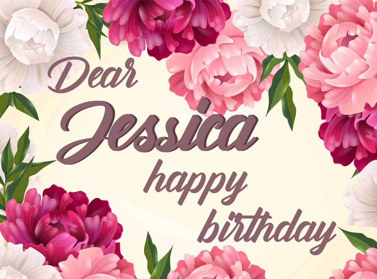 Jessica Flowers Birthday Meme