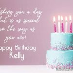 Kelly Birthday Cake Meme