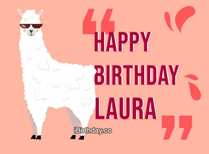 Laura Lama Birthday Meme