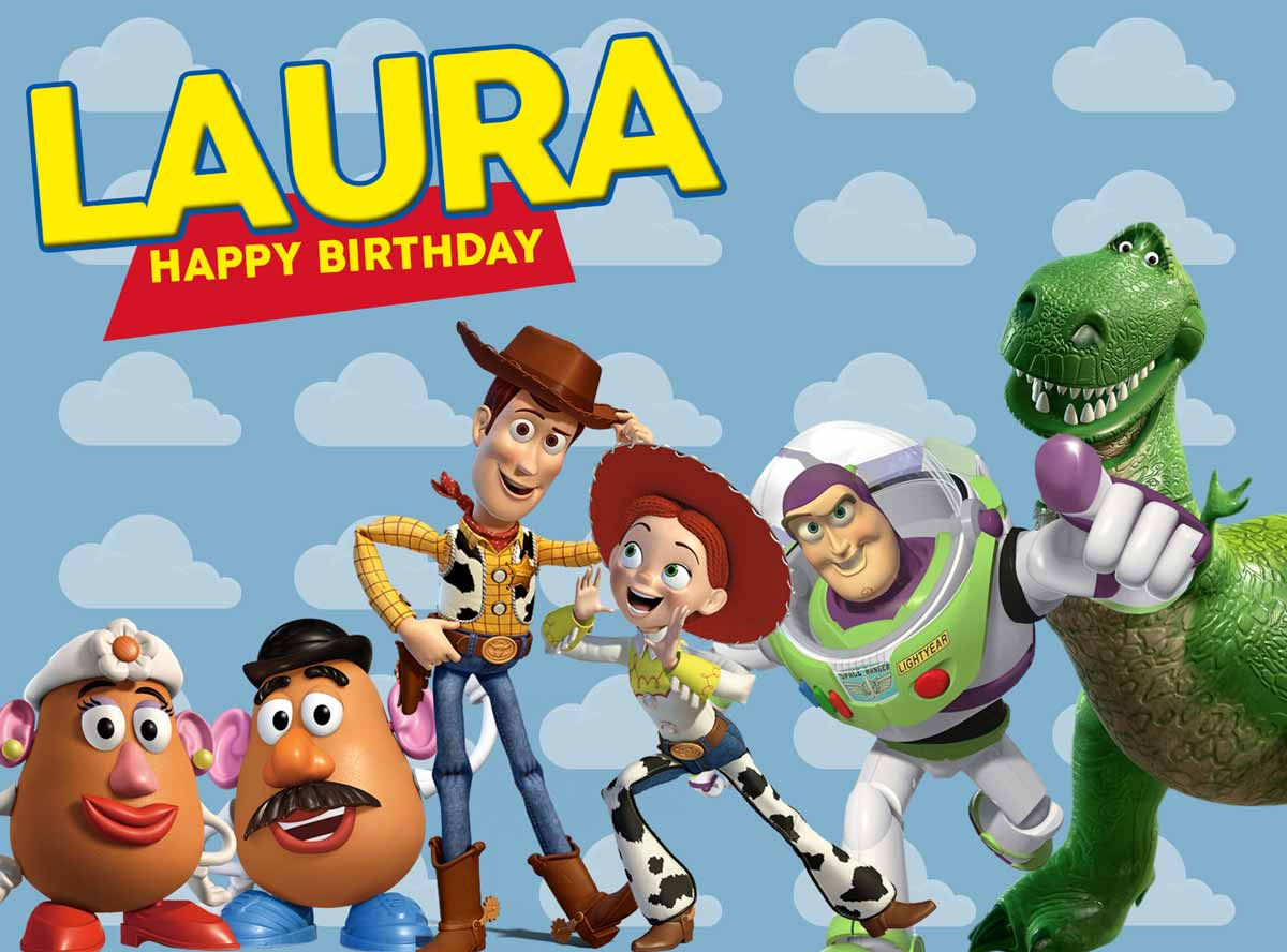 Laura Toy-story Birthday Meme