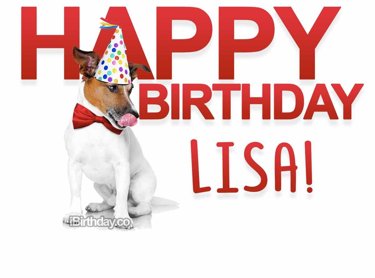 Lisa Dog Birthday Meme