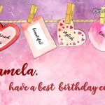 Pamela Heart Birthday Meme