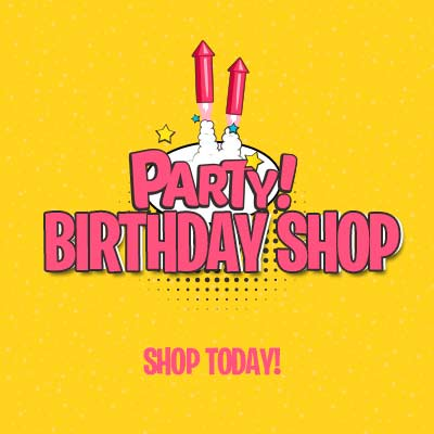 birthday shop