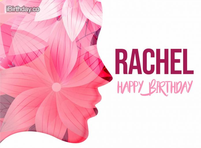Rachel Girl Birthday Meme