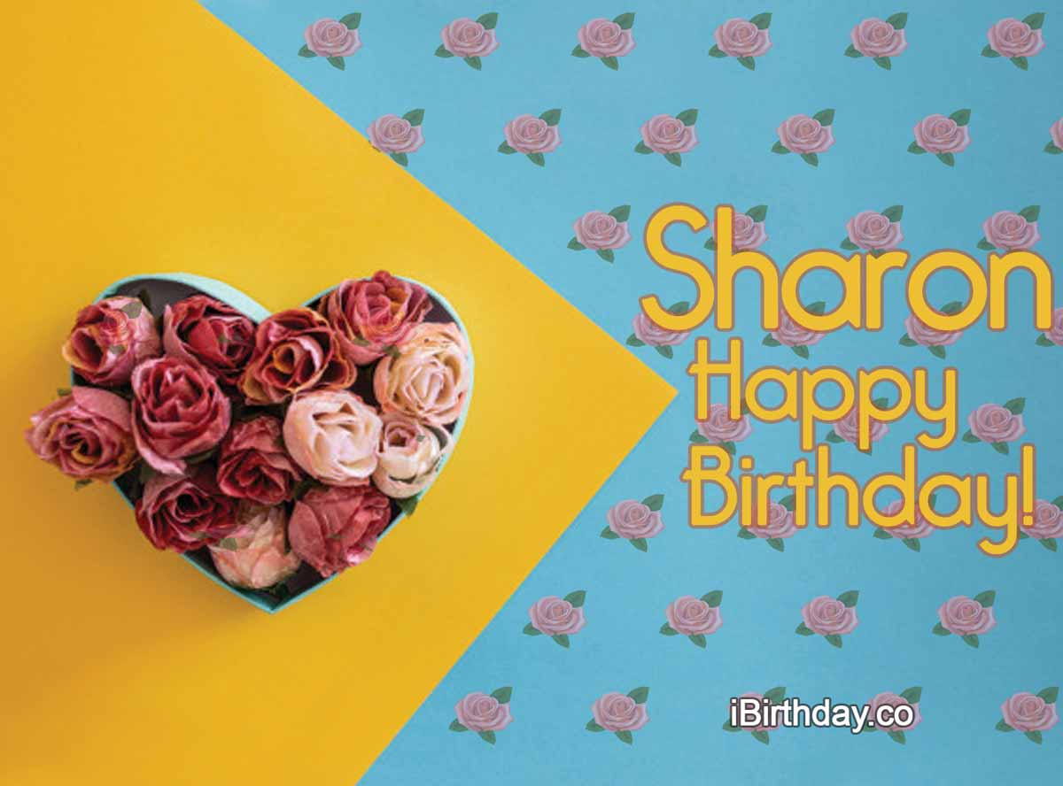 Sharon Roses Birthday Meme