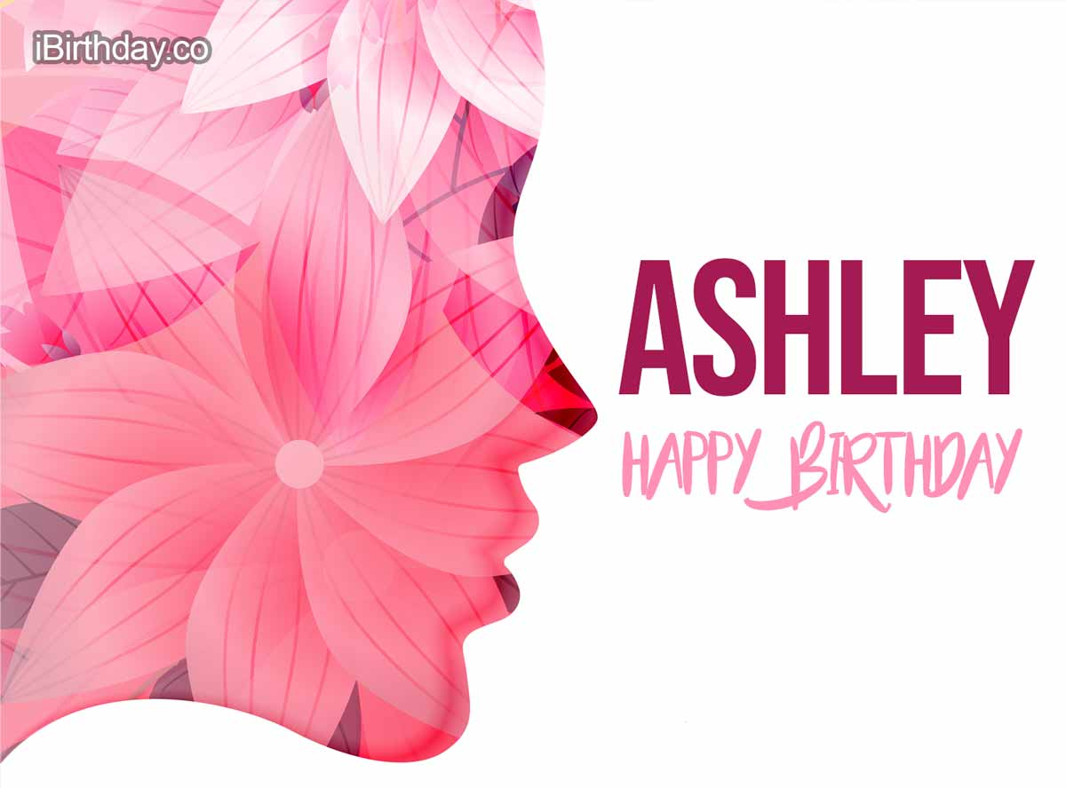Ashley Girl Birthday Meme