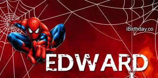 Edward Spider-Man Birthday Meme