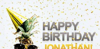 Jonathan Pineapple Birthday Wish