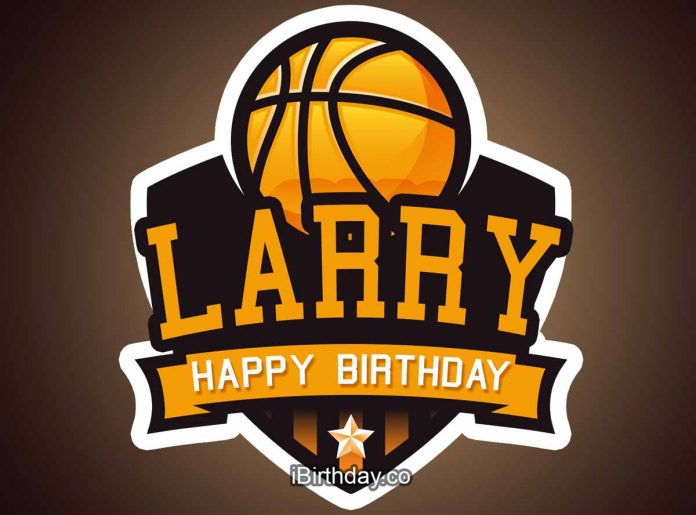 Larry Basketball Birthday Meme